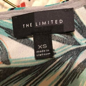 The Limited Pants - Multi color polyester Short suit